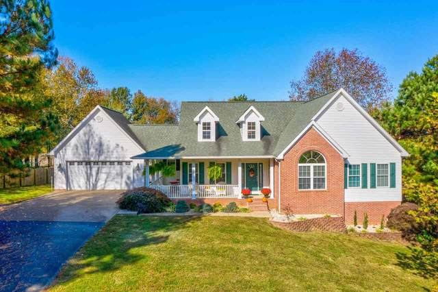 9669 Hwy 1078 N, Henderson, KY 42420 (MLS #20200448) :: The Harris Jarboe Group