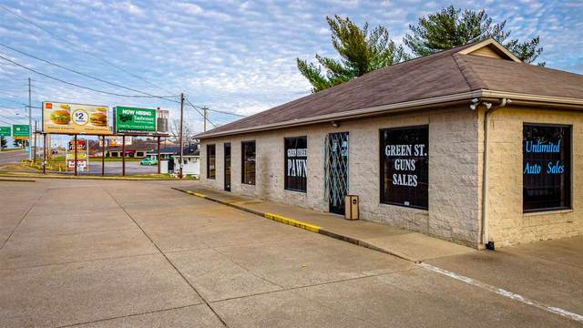 1500 N Green St, Henderson, KY 42420 (MLS #20200529) :: The Harris Jarboe Group