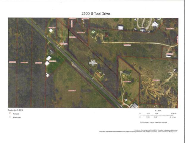 2500 South Tool Drive, TOOL, TX 75143 (MLS #86343) :: Steve Grant Real Estate