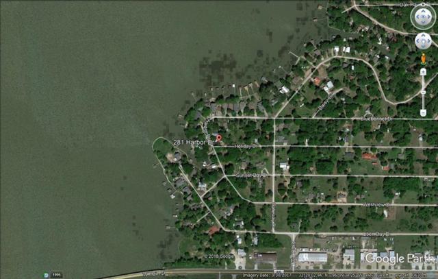 281 Harbor Drive, GUN BARREL CITY, TX 75156 (MLS #87220) :: Steve Grant Real Estate