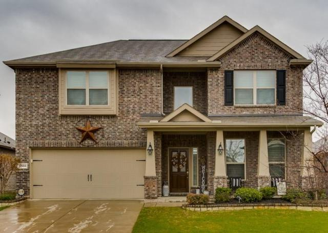 16604 Amistad Ave, PROSPER, TX 75078 (MLS #87447) :: Steve Grant Real Estate