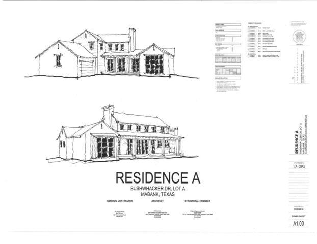 231 Bushwhacker Drive, MABANK, TX 75156 (MLS #87535) :: Steve Grant Real Estate