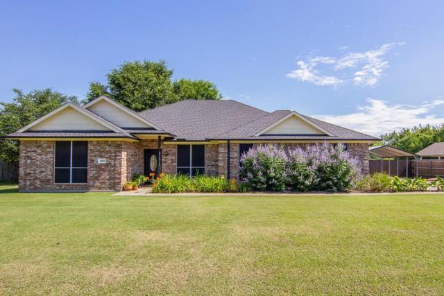 409 E Kaufman, MABANK, TX 75147 (MLS #88642) :: Steve Grant Real Estate