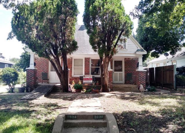 2626 Gladstone Dr, DALLAS, TX 75211 (MLS #88920) :: Steve Grant Real Estate