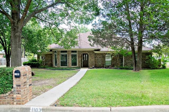 1103 Hillside Drive, ATHENS, TX 75751 (MLS #89163) :: Steve Grant Real Estate