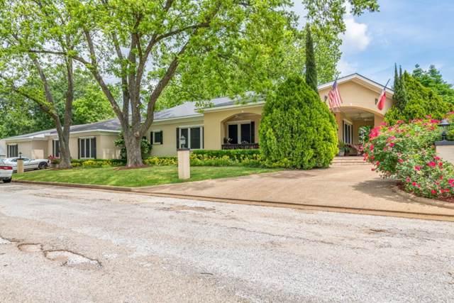 801 E Park, PALESTINE, TX 75801 (MLS #89425) :: Steve Grant Real Estate