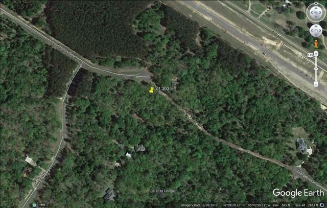 Lot 303 Quail Hollow Court, LARUE, TX 75770 (MLS #89434) :: Steve Grant Real Estate