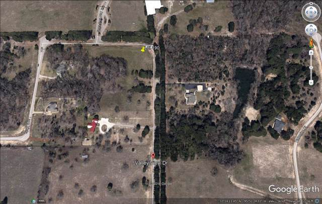 Lot 190 Valley View Drive, ATHENS, TX 75751 (MLS #89450) :: Steve Grant Real Estate