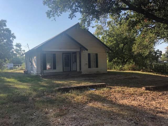 411 Edgar, EUSTACE, TX 75124 (MLS #89644) :: Steve Grant Real Estate