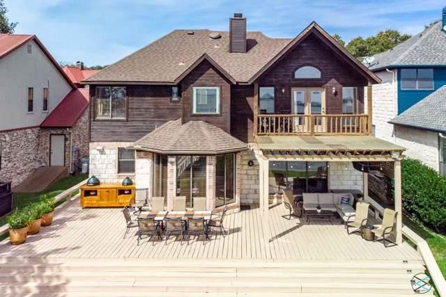 112 Tiffany Lane, SEVEN POINTS, TX 75143 (MLS #89711) :: Steve Grant Real Estate