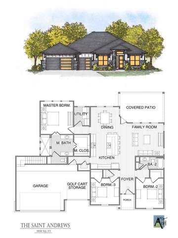223 Saint Andrews Drive E, MABANK, TX 75156 (MLS #89974) :: Steve Grant Real Estate