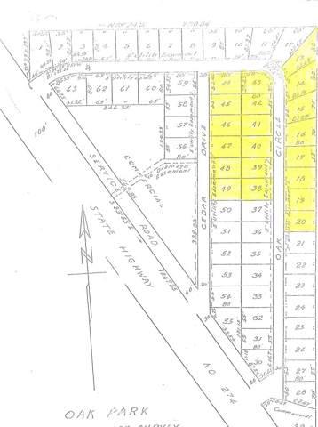 805 Oak Circle, TOOL, TX 75143 (MLS #90216) :: Steve Grant Real Estate