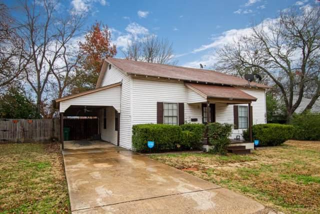 1707 S Jackson Street, KAUFMAN, TX 75142 (MLS #90217) :: Steve Grant Real Estate