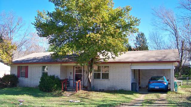 605 French Street, TRINIDAD, TX 75163 (MLS #90260) :: Steve Grant Real Estate