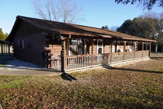 7815 Cr 41512, ATHENS, TX 75751 (MLS #90267) :: Steve Grant Real Estate