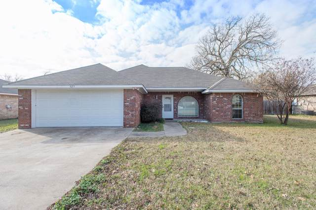 425 Legendary Lane, GUN BARREL CITY, TX 75156 (MLS #90281) :: Steve Grant Real Estate
