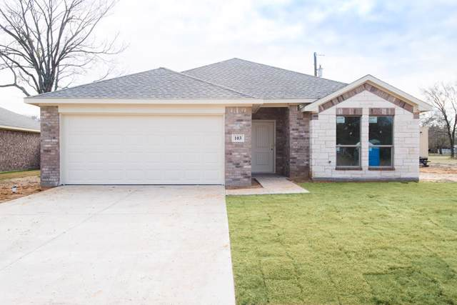 103 Sunset Bay Drive, GUN BARREL CITY, TX 75156 (MLS #90319) :: Steve Grant Real Estate