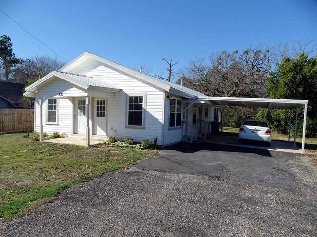 831 N Prairieville Street, ATHENS, TX 75751 (MLS #90356) :: Steve Grant Real Estate