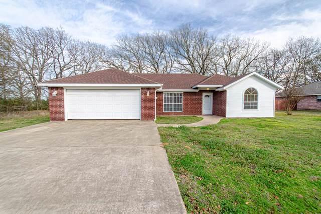 136 Meadow Lake Drive, GUN BARREL CITY, TX 75156 (MLS #90365) :: Steve Grant Real Estate