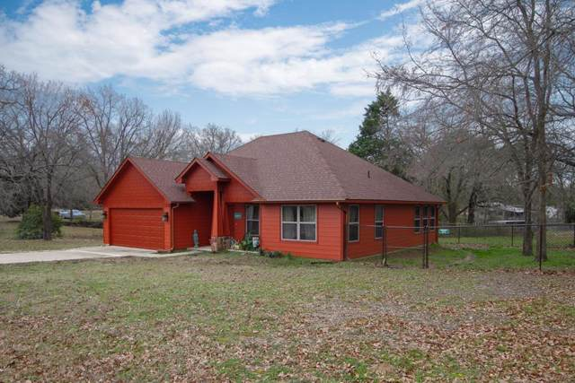 119 Frolic Road, GUN BARREL CITY, TX 75156 (MLS #90500) :: Steve Grant Real Estate