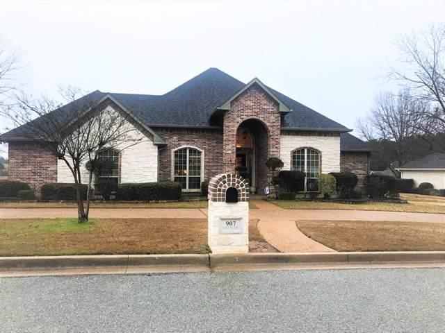 907 Wellington, ATHENS, TX 75751 (MLS #90532) :: Steve Grant Real Estate