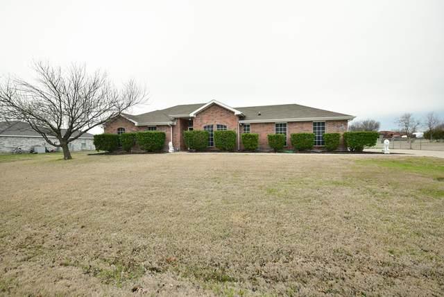 105 Cottonwood Drive, FATE, TX 75189 (MLS #90600) :: Steve Grant Real Estate
