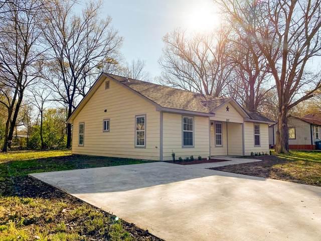 307 Scott, ATHENS, TX 75751 (MLS #90631) :: Steve Grant Real Estate