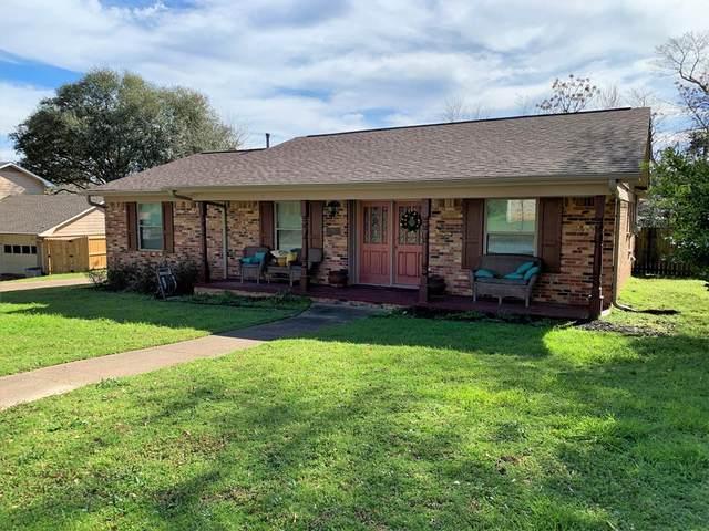 204 Hillside Drive, ATHENS, TX 75751 (MLS #90711) :: Steve Grant Real Estate