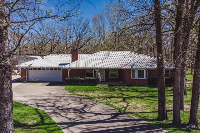 35 Sunset Boulevard, STAR HARBOR, TX 75148 (MLS #90839) :: Steve Grant Real Estate