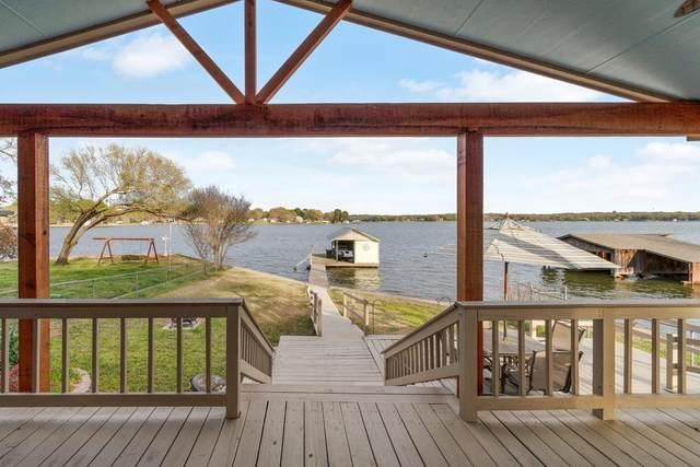 216 Pin Oak Drive, MABANK, TX 75156 (MLS #90919) :: Steve Grant Real Estate