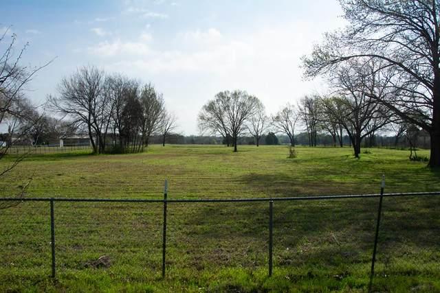 124 N. Paschall Rd., SUNNYVALE, TX 75182 (MLS #90927) :: Steve Grant Real Estate