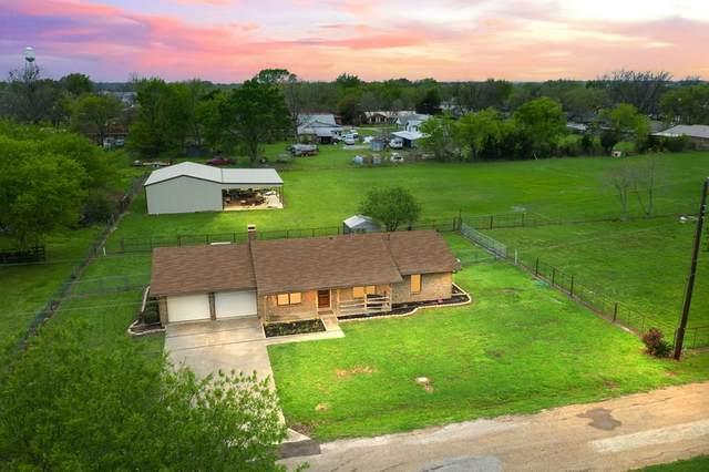 211 N Kemp, MABANK, TX 75147 (MLS #90958) :: Steve Grant Real Estate