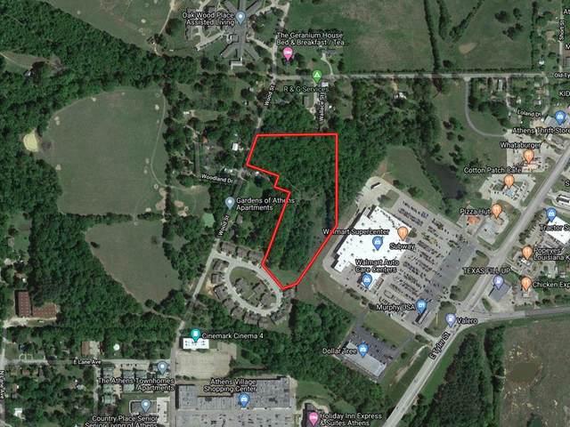 TBD Wood Street, ATHENS, TX 75751 (MLS #91022) :: Steve Grant Real Estate