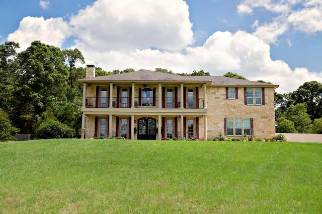 4301 Lake Estate Drive, ATHENS, TX 75751 (MLS #91273) :: Steve Grant Real Estate