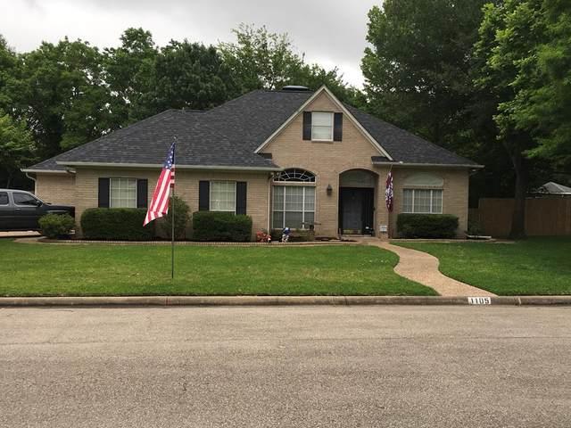 1105 Lonnie Drive, ATHENS, TX 75751 (MLS #91394) :: Steve Grant Real Estate