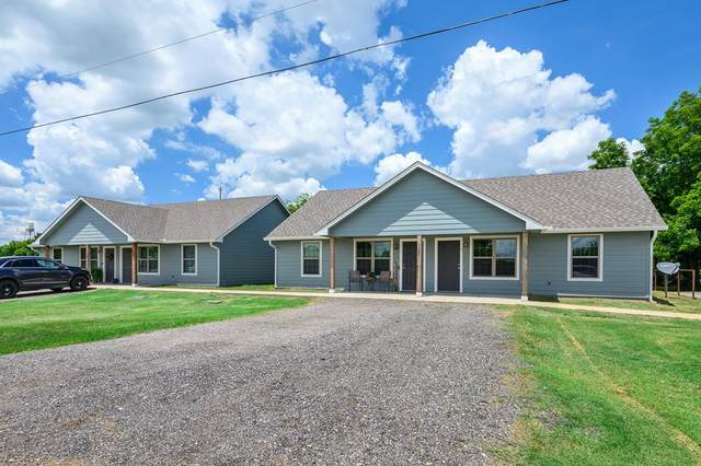 395-397 Eubank, MABANK, TX 75147 (MLS #91598) :: Steve Grant Real Estate