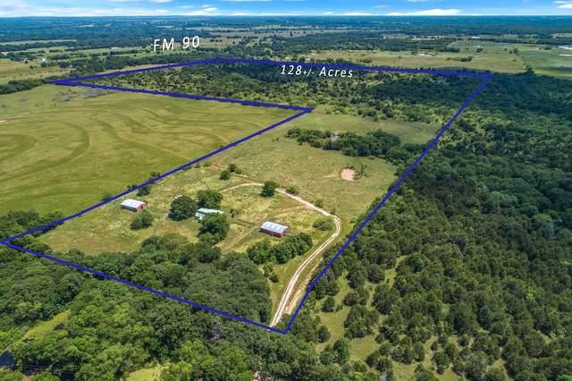16700 Cr 116, MABANK, TX 75147 (MLS #91694) :: Steve Grant Real Estate