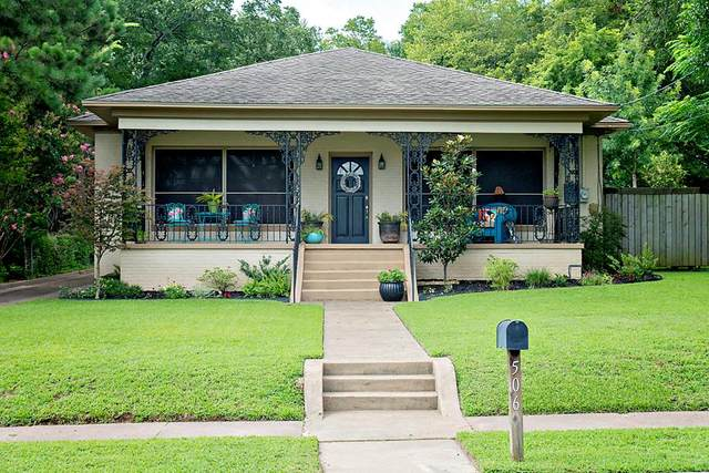 506 E College, ATHENS, TX 75751 (MLS #91753) :: Steve Grant Real Estate