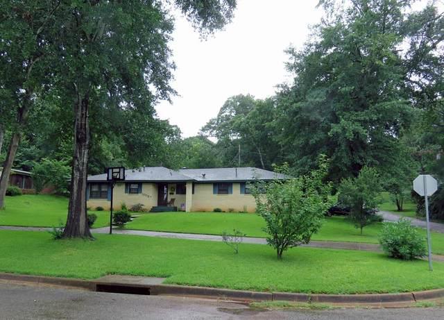 1002 Woodland, PALESTINE, TX 75803 (MLS #91783) :: Steve Grant Real Estate
