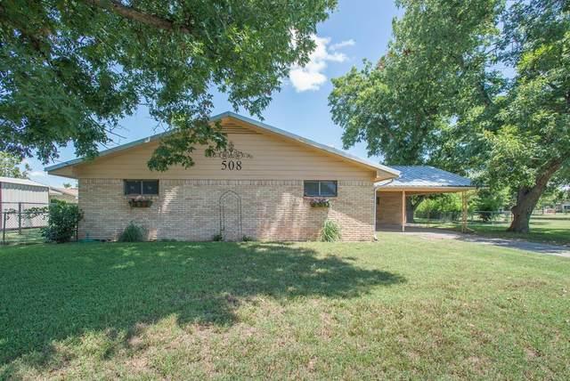 508 N 1st Street, MABANK, TX 75147 (MLS #91939) :: Steve Grant Real Estate