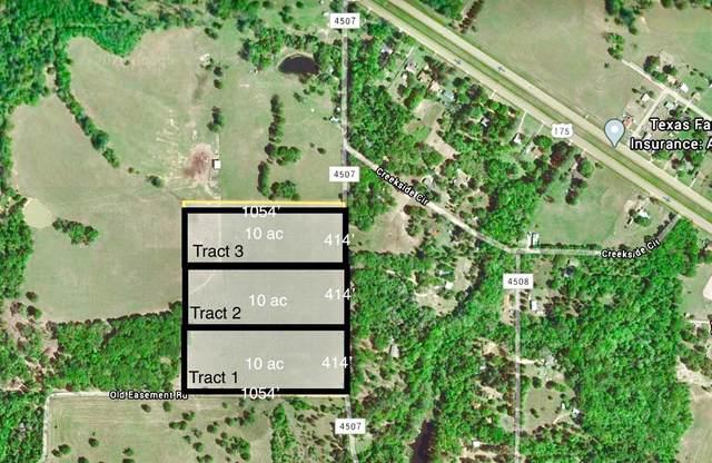 0 Cr 4507, ATHENS, TX 75752 (MLS #92264) :: Steve Grant Real Estate