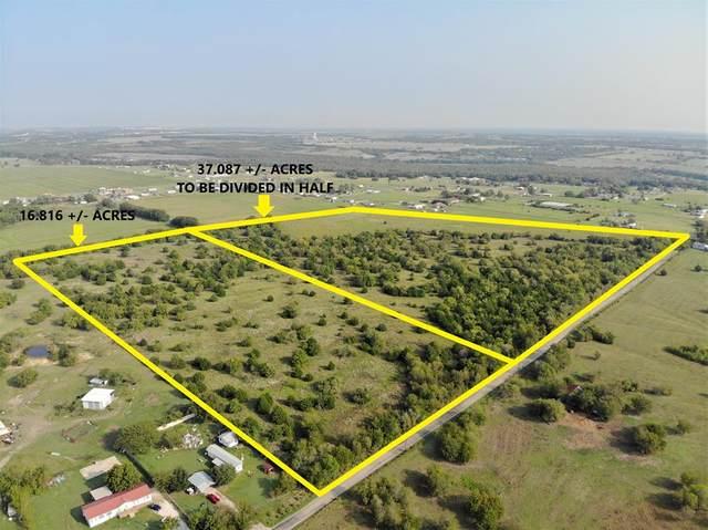 TRACT A Neck Road, FERRIS, TX 75125 (MLS #92366) :: Steve Grant Real Estate
