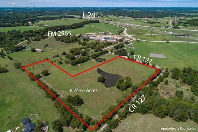 0 Cr 127, WILLS POINT, TX 75169 (MLS #92390) :: Steve Grant Real Estate