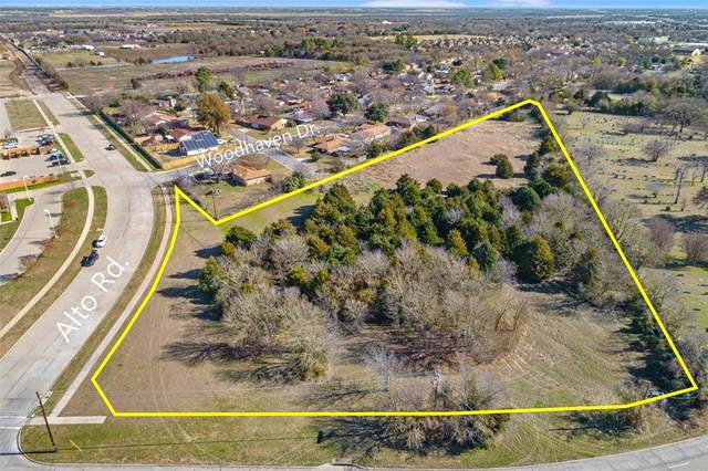 1700 Seagoville Road, SEAGOVILLE, TX 75159 (MLS #93626) :: Steve Grant Real Estate