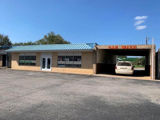 6435 State Hwy 31, MURCHISON, TX 75778 (MLS #93666) :: Steve Grant Real Estate