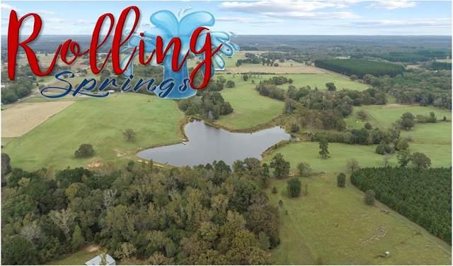 00 Cr 404, ATHENS, TX 75751 (MLS #93710) :: Steve Grant Real Estate