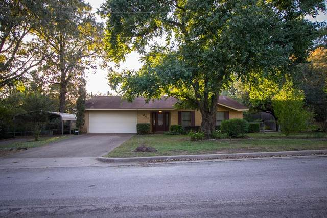 600 Red Bud Circle, ATHENS, TX 75751 (MLS #93805) :: Steve Grant Real Estate
