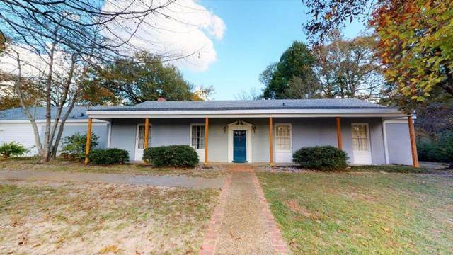 1011 Mill Run Road, ATHENS, TX 75751 (MLS #93864) :: Steve Grant Real Estate