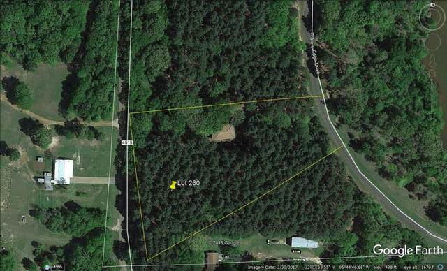 Lot 260 Waters Edge Drive, LARUE, TX 75770 (MLS #93875) :: Steve Grant Real Estate