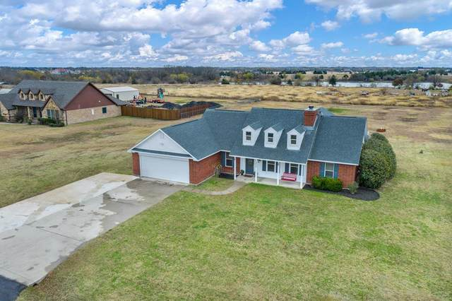 5615 County Road 4098, KAUFMAN, TX 75142 (MLS #93972) :: Steve Grant Real Estate